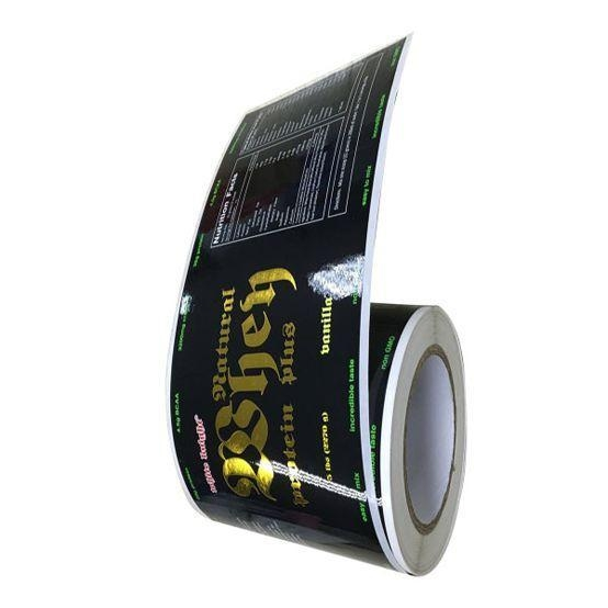 Buy Hot Stamping Paper Label at wholesale prices