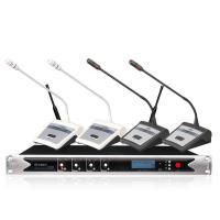 ST-8400 4-channel wireless meeting microphone