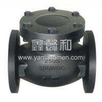 Quality MH44T-35 250S FLANGE END SWING CHECK VALVE for sale