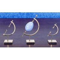 Quality Caliper Display Stand - Gold Plated Brass for sale