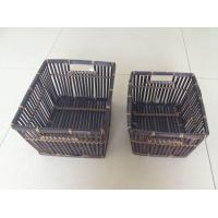 Quality Bamboo Box Bamboo Storage Box for sale