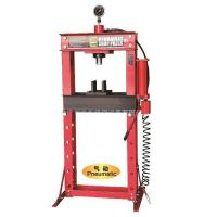 Quality 30 Ton Press With Gague Double-column Gantry Hand For Sell for sale