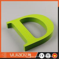 Quality Acrylic frontlit letter for sale