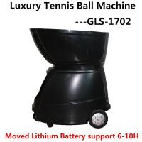 China professional tennis ball machine shooter ball shooting for sale from factory supplier GLS-1702 on sale