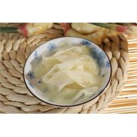 Quality White and Pink Sushi Ginger for Japanese Sushi Food 20lbs/barrel for sale