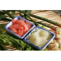 Quality White and Pink Sushi Ginger for Japanese Sushi Food 10kg/carton for sale