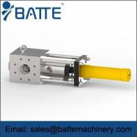 Quality Single pillar hydraulic screen changer for sale