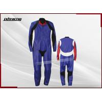 Quality The Latest Genuine Cow Racing Leather Suits RB-SK0001 Skateboarding Leather Suit for sale