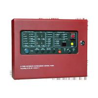 China Conventional 4-Zones Fire Fighting Alarm Panel on sale