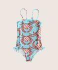Buy Seagull Swimsuit With Crabs Print at wholesale prices