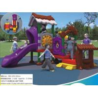 Quality Competitive Price Children Outdoor Plastic Playground Structures Used in Kindergarten and Park for sale