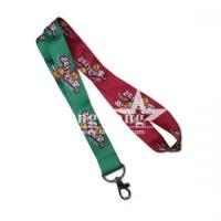 Bookmark Heat Transfer Lanyard