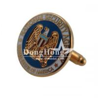 Buy cheap Metal Promotional Gifts Cufflinks from wholesalers