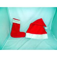 Quality Christmas hats Christmas hats Christmas socks for sale