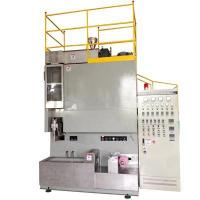 Non-woven test machine