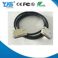 Best Metal Assembly DB37P Connector to 37Pin D Type SCSI LVD Cable wholesale