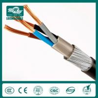 Best BS5467 Underground Cable Stranded Annealed Copper XLPE Insulated PVC Sheathed Armored Power Cable wholesale