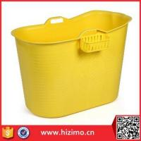 Quality Food Grade PP5 Material Plastic Bath Tub for Adult for sale