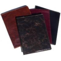 "Leather Bible Cover - Large (fits up to 7"" x 10"")"