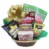 Buy Men's Vintage Gift Basket for Birthday, Retirement, Get Well at wholesale prices