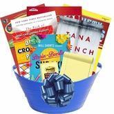 Quality Bookishly Brilliant Reader's Gift Basket for sale