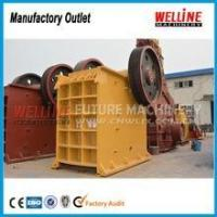 Quality factory supplied large capacity rock crusher line for sand making with bottom price for sale