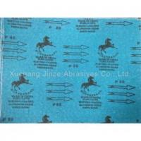 Quality Horse Brand Flexible Aluminium Oxide Coated Abrasive Cloth Sheet/Roll for sale