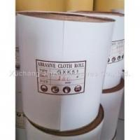 Buy cheap Abrasive Cloth Roll Gxk51-P for Sanding Belts from wholesalers