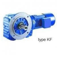 Quality KF Right Angle Helical-Bevel Gearmotor for sale