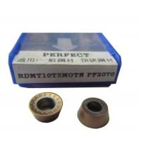 Quality RDMT10T3MOTN PF2070 Insert blade for sale