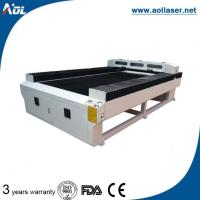 Quality Wood/MDF/Acrylic/Paper/Leather/Fabric/Rubber/Brick/PVC CO2 Laser Cutting Machine for sale
