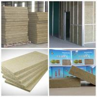 Quality Stone Wool Partition Wall Board for sale