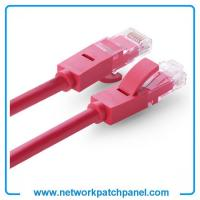 Best 2FT 3FT 4FT 5FT 6FT 7FT 9FT Cat5E Cat6 Cat7 Red Network Ethernet Cables, Networking Cables wholesale