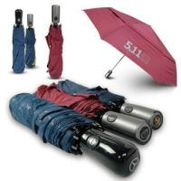 Quality 190T Pongee Fabric WindProof Auto Open/Close Travel folding umbrella for sale