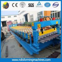 Best Hydraulic Steel Roof Panel Forming Mahcine With Oil Pumb wholesale