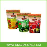 Quality Plastic dried fruit packing bags for sale