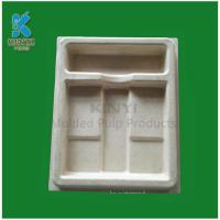 Quality natural Color environmentally Recycled A4 paper pulp packaging for sale