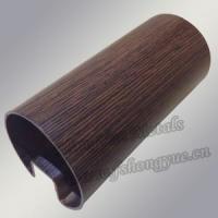 Buy cheap Pipe & Tubing Stainless Steel Wood colour galvanized Tube/pipe from wholesalers