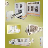 China MEC-2002 Fully automatic toilet-rolls/kitchen-towels production line on sale