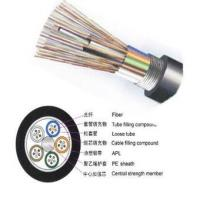 Quality GYTA Aluminum Tape layer Loose Tube Outdoor Cable for sale