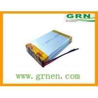 Quality 3.7V1100mAh LiPo Battery for sale