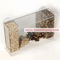 Acrylic Pet Products Wholesale Clear Acrylic Feeder