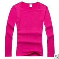 Quality T-shirt/Polo Women long sleeve T-shirt for sale