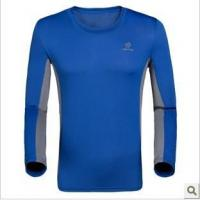 Quality T-shirt/Polo Round collar quick-drying long-sleeved T-shirt for sale