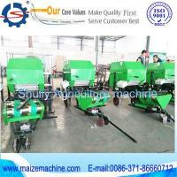 Quality pack machine+ corn silage round baler for sale