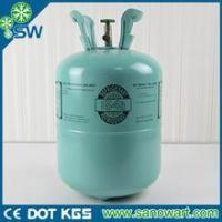 Quality Neutral packing R134a 13.6kg gas for air conditioner for sale