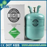 Quality Refrigerant R134a cheap price with disposable cylinder for sale