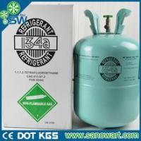 Buy cheap Chemicals Refrigerant R134a GAS for cooling system from wholesalers