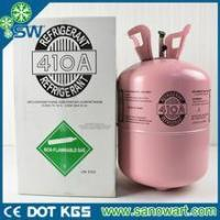 Quality 11.3kg R410a refrigerant with reasonable price for sale