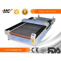 Quality 1600*3000mm Co2 Laser Fiber Leather Cut Laser Cutting Machine Price for sale